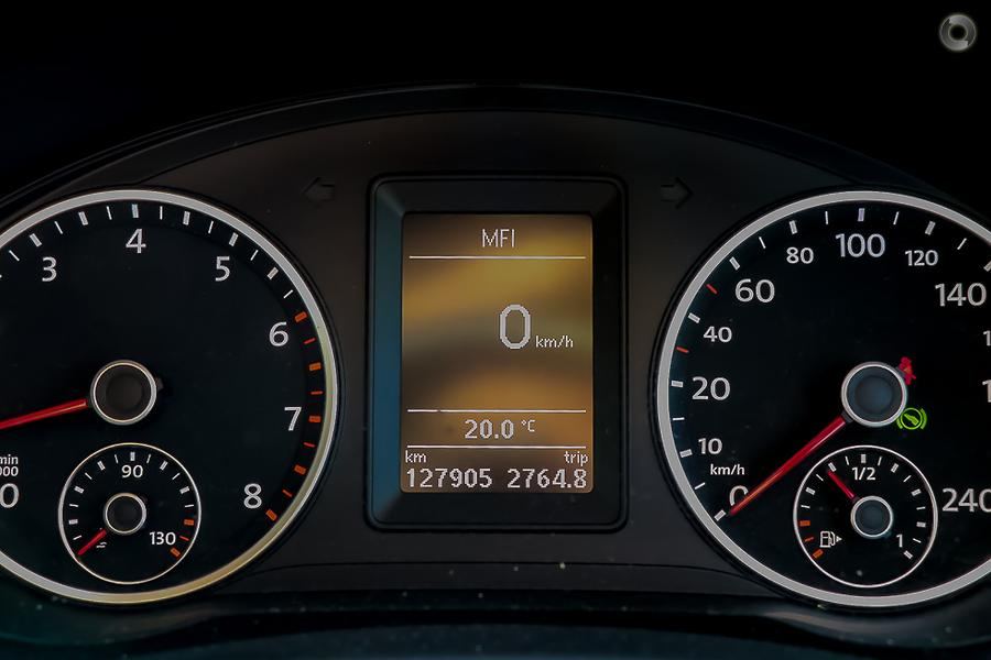 2010 Volkswagen Tiguan 125TSI 5N