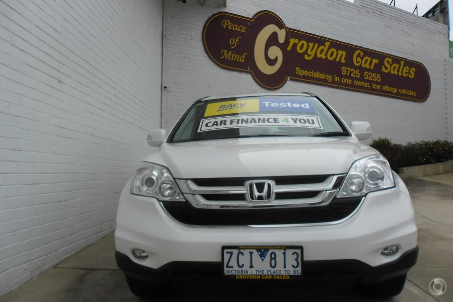 2012 Honda CR-V Luxury RE