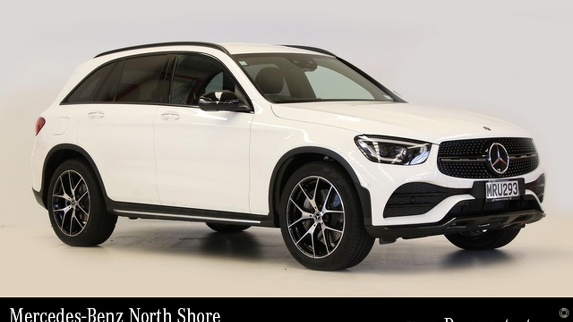 2020 Mercedes-Benz GLC 300 Wagon