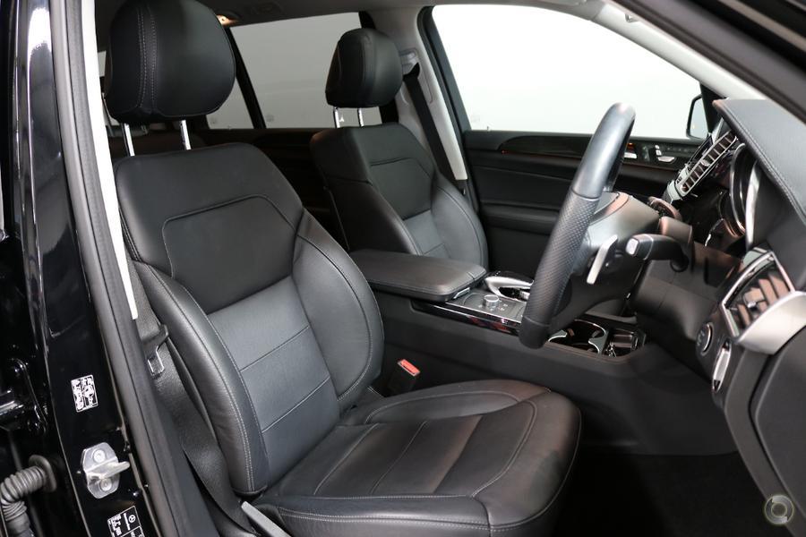 2018 Mercedes-Benz GLS 350 Wagon