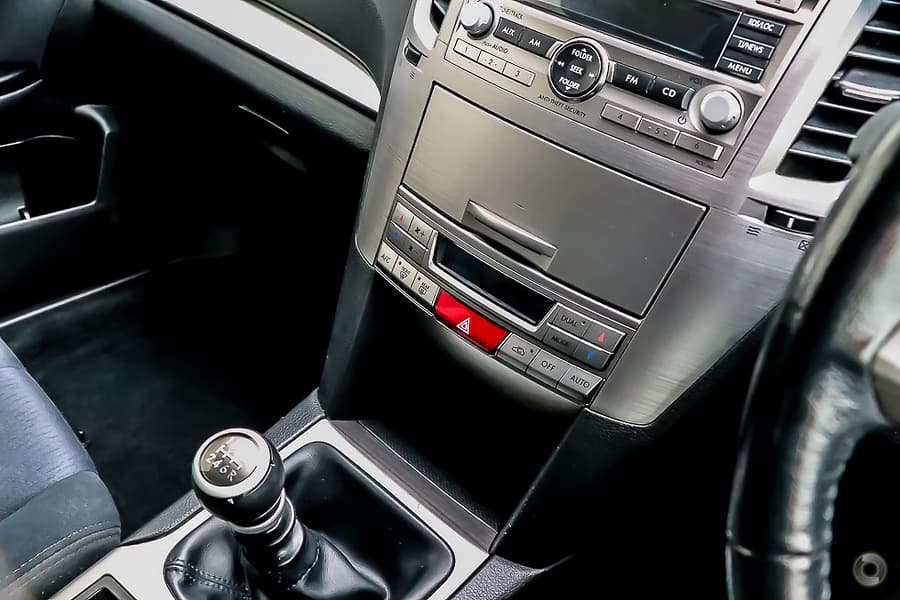 2011 Subaru Outback 2.5i 4GEN