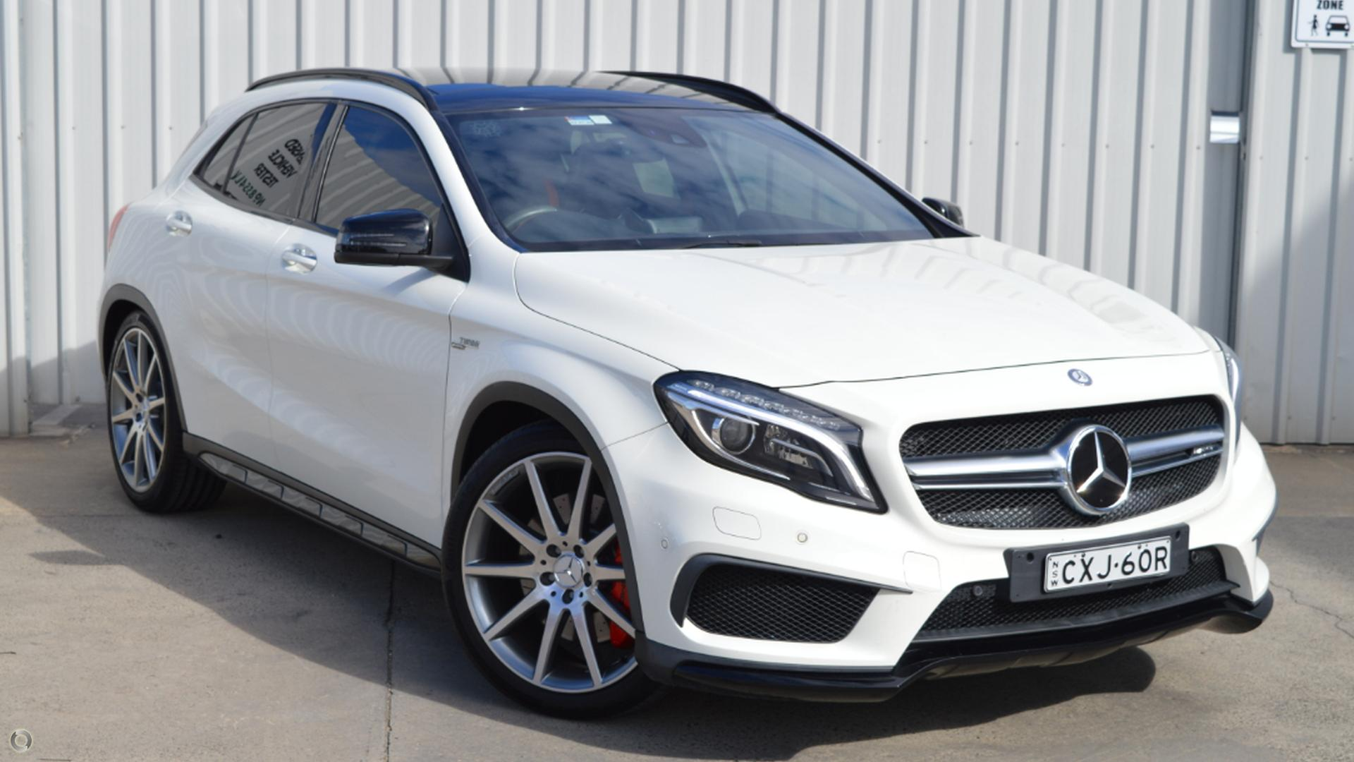 2015 Mercedes-Benz GLA45 X156