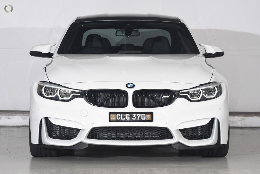 2018 BMW M3 Competition