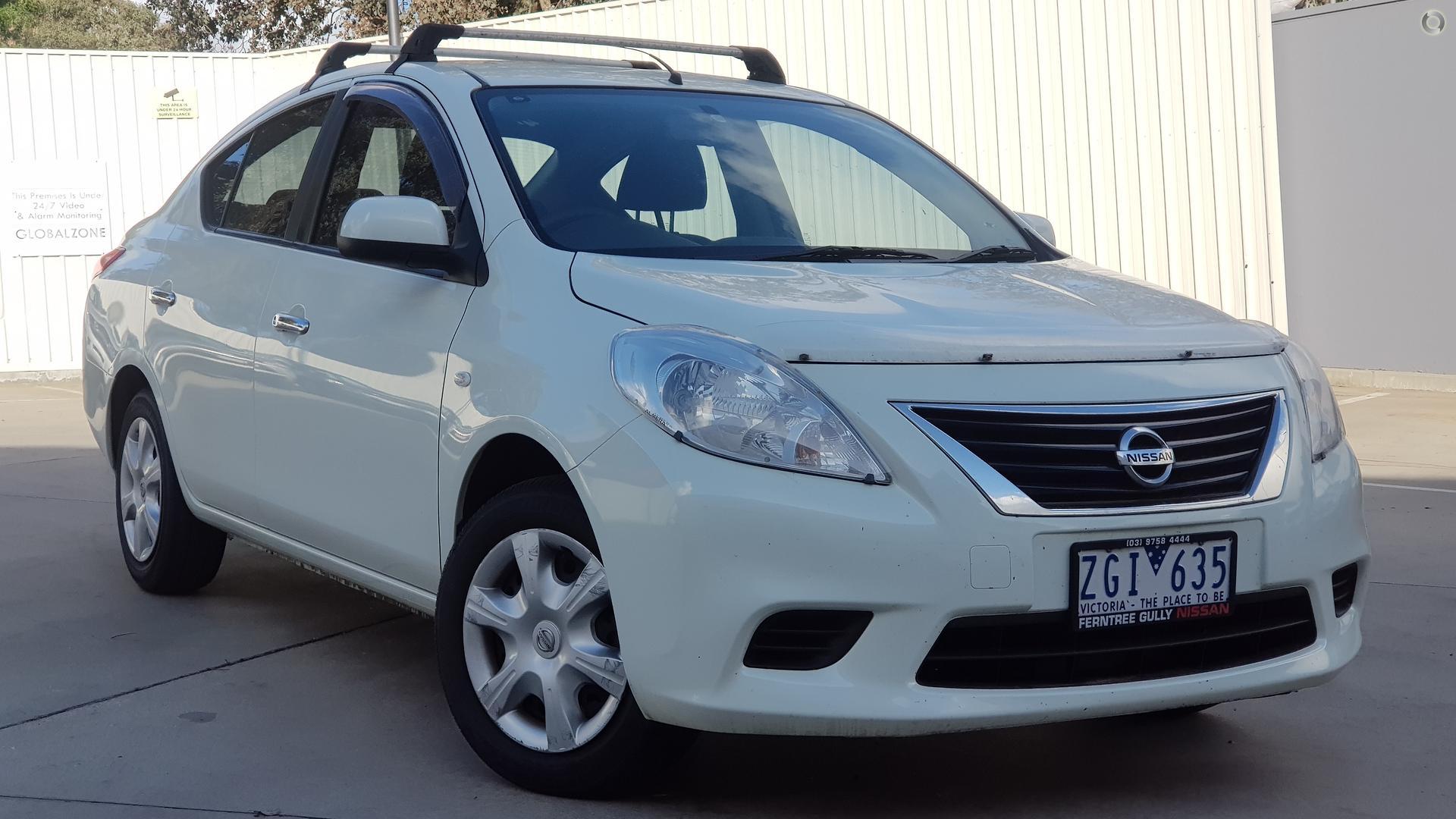2012 Nissan Almera ST N17