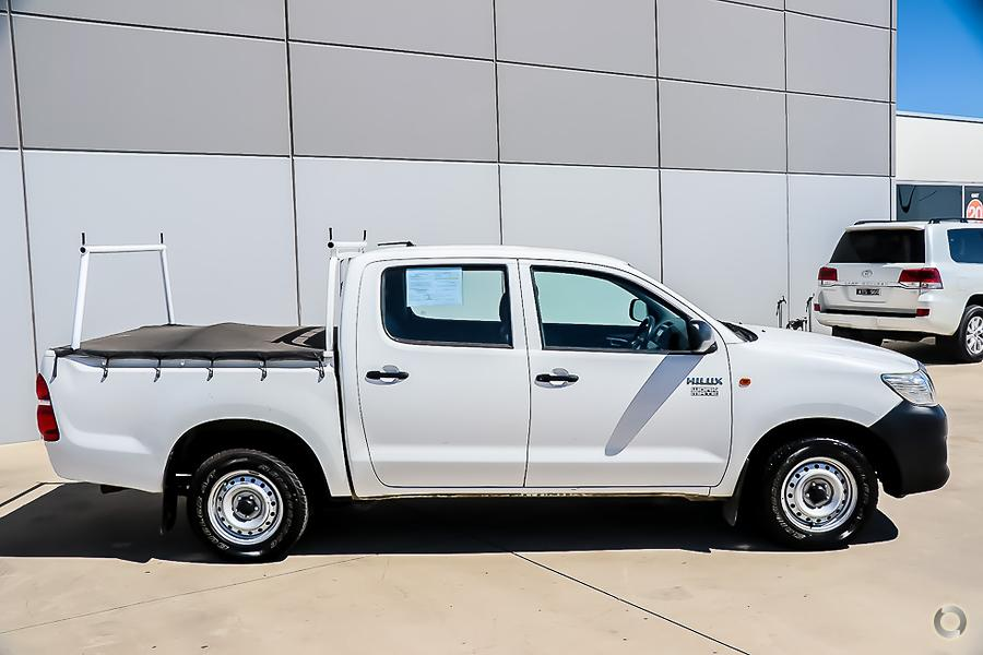2013 Toyota Hilux Workmate TGN16R