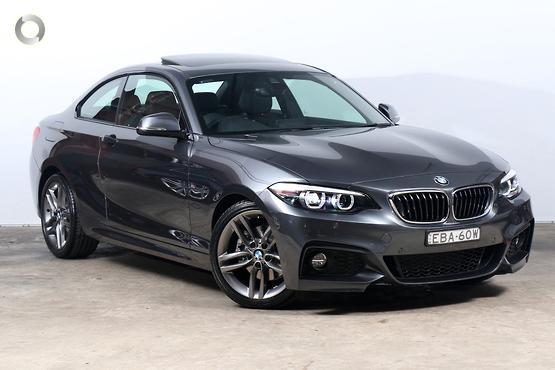 2017 BMW 220 i M Sport