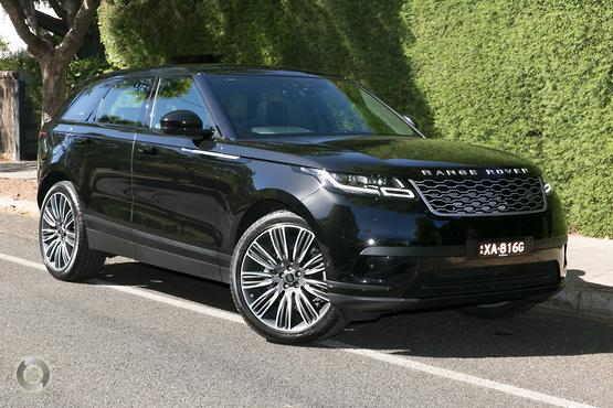 2017 Land Rover Range Rover Velar D240 SE L560