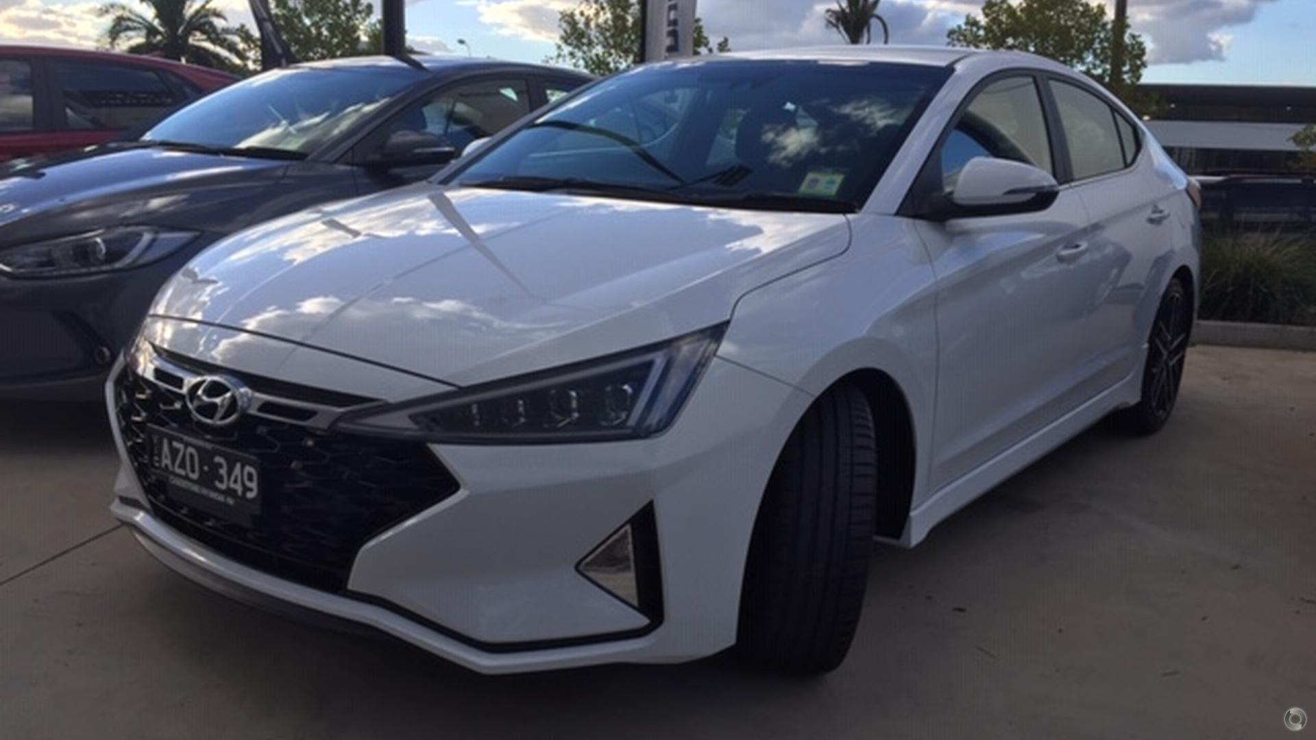 2018 Hyundai Elantra Sport AD.2
