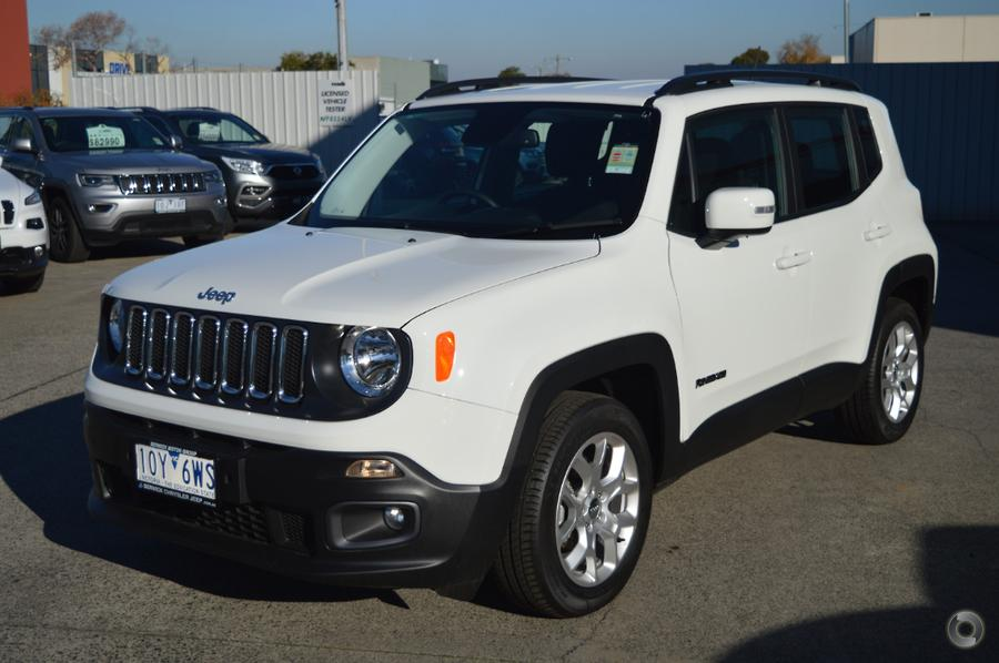 2017 Jeep Renegade Longitude BU