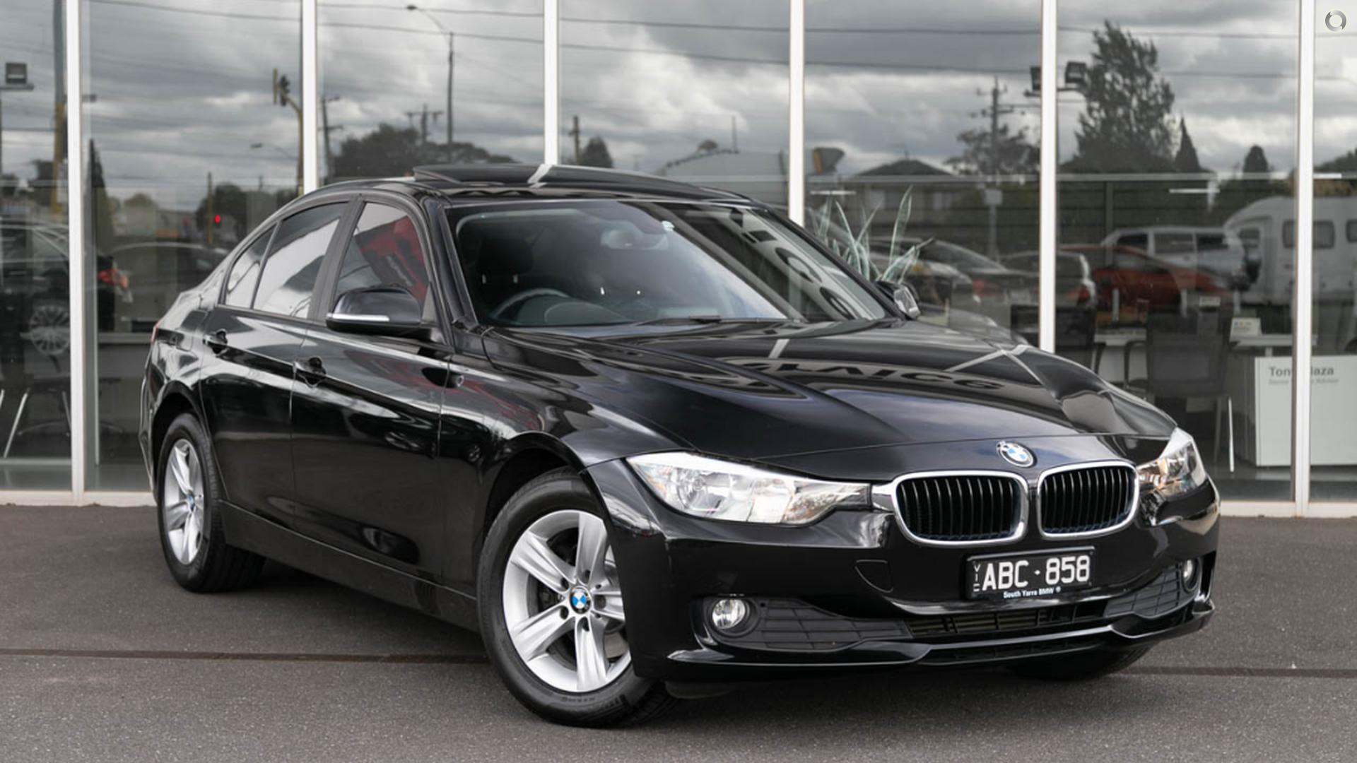 2013 BMW 318d