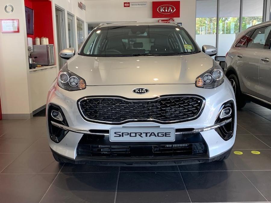 2018 Kia Sportage SLi QL