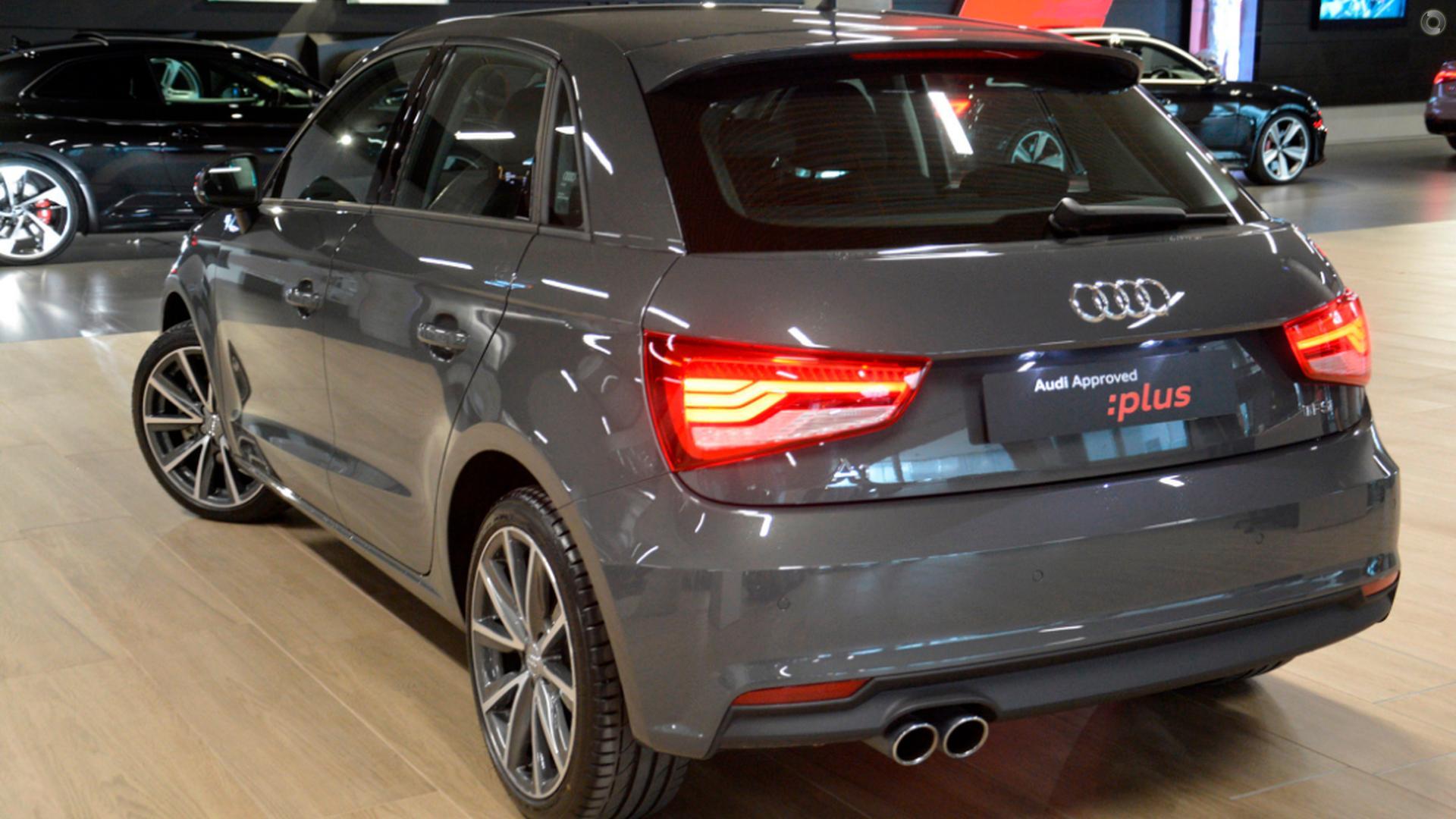 2017 Audi A1 Sport 8X