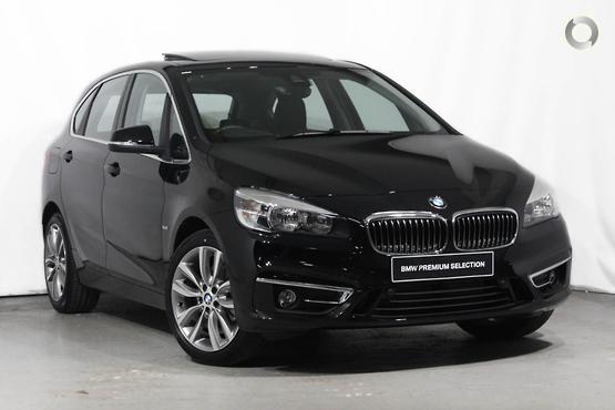 2018 BMW 218 d Luxury Line
