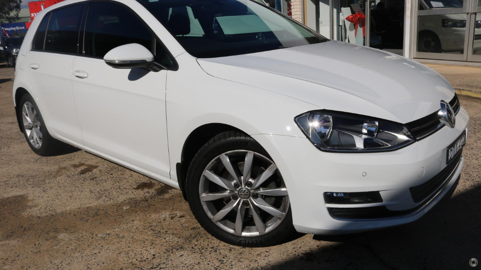 2016 Volkswagen Golf 110TDI Highline 7