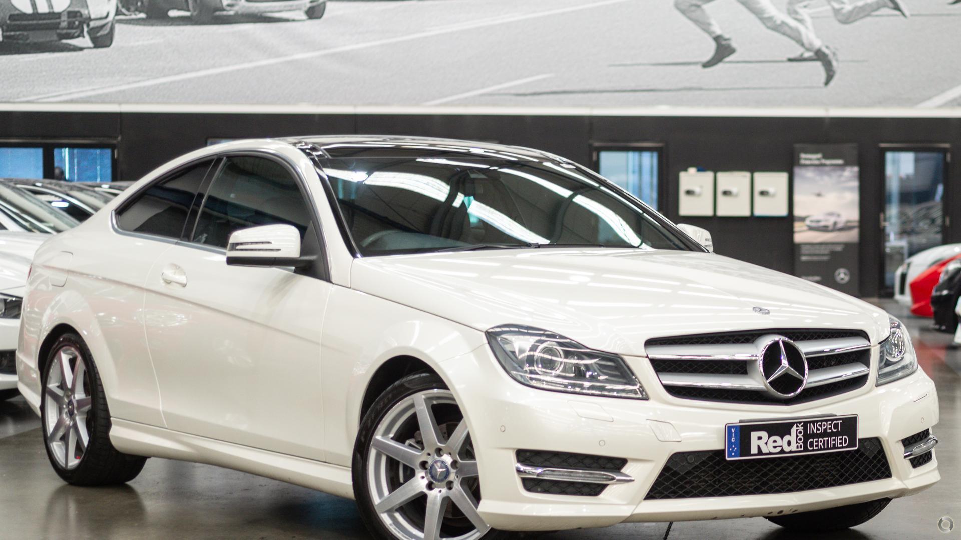 2012 Mercedes-Benz C250 CDI C204