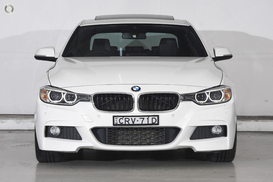 2014 BMW 320d
