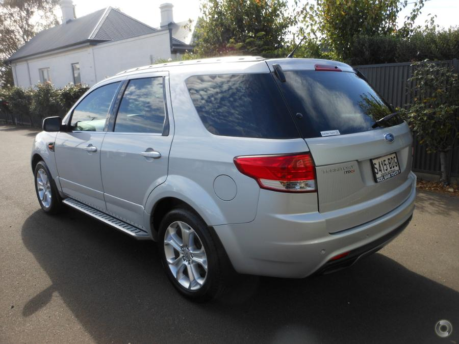 2012 Ford Territory TX Limited Edition SZ