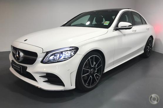 2018 Mercedes-Benz <br>C 220
