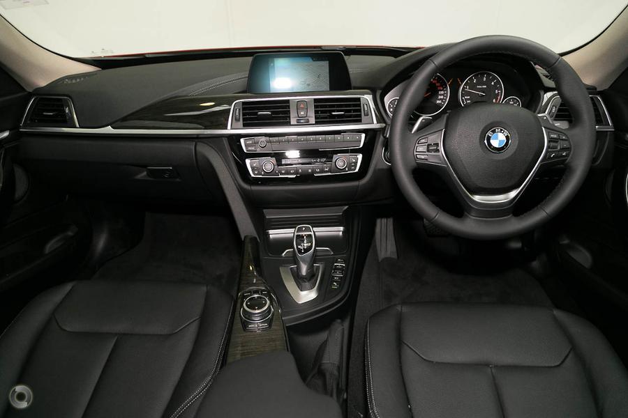 2017 BMW 320d Luxury Line