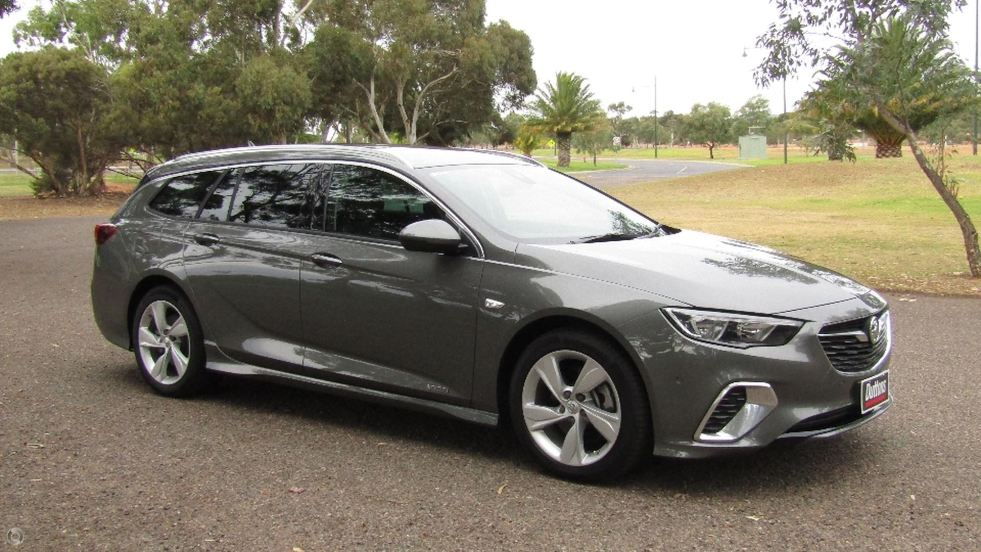 2017 Holden Commodore ZB