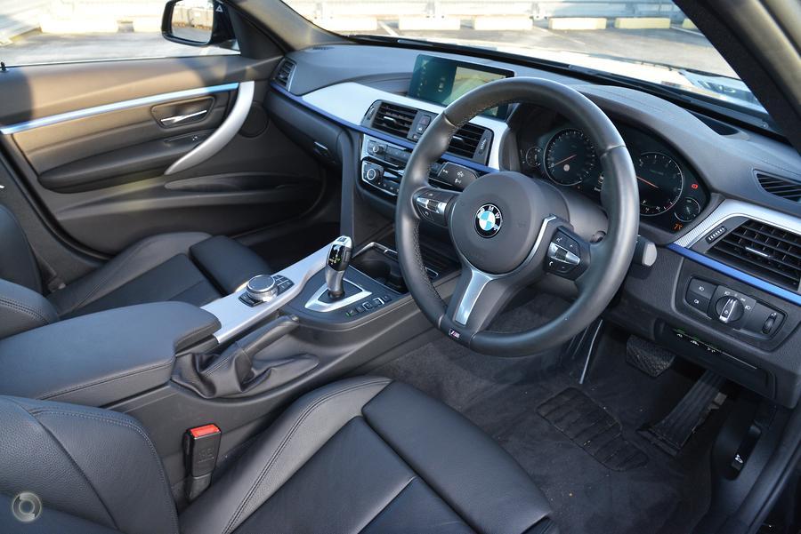 2018 BMW 318i M Sport