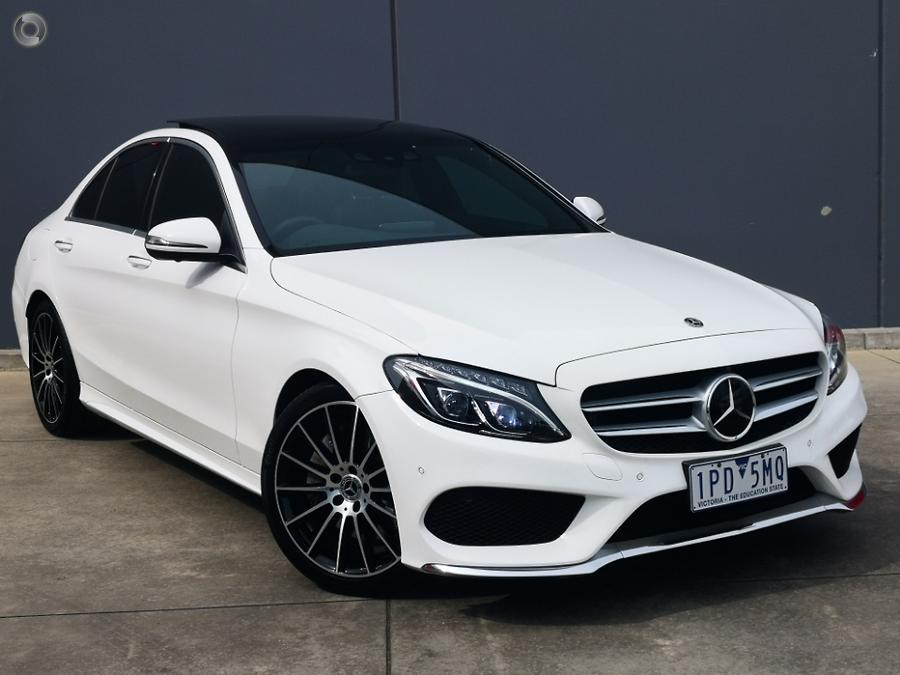 2017 Mercedes-Benz C250 d W205