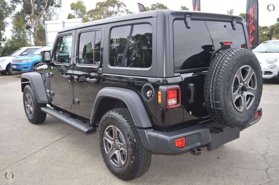 2019 Jeep Wrangler Unlimited Sport S JL