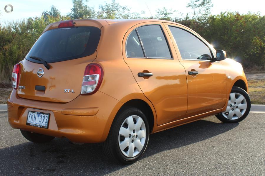 2011 Nissan Micra ST-L K13