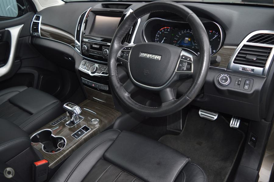 2017 Haval H9 Ultra (No Series)