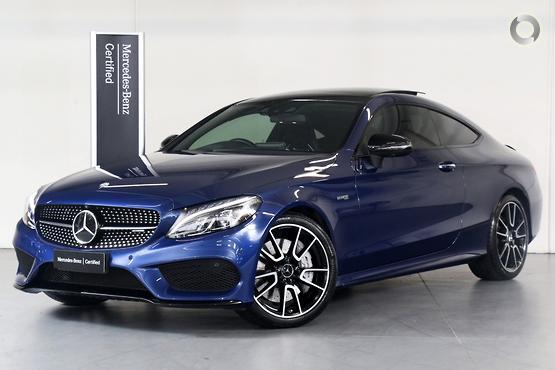 2016 Mercedes-Benz C 43