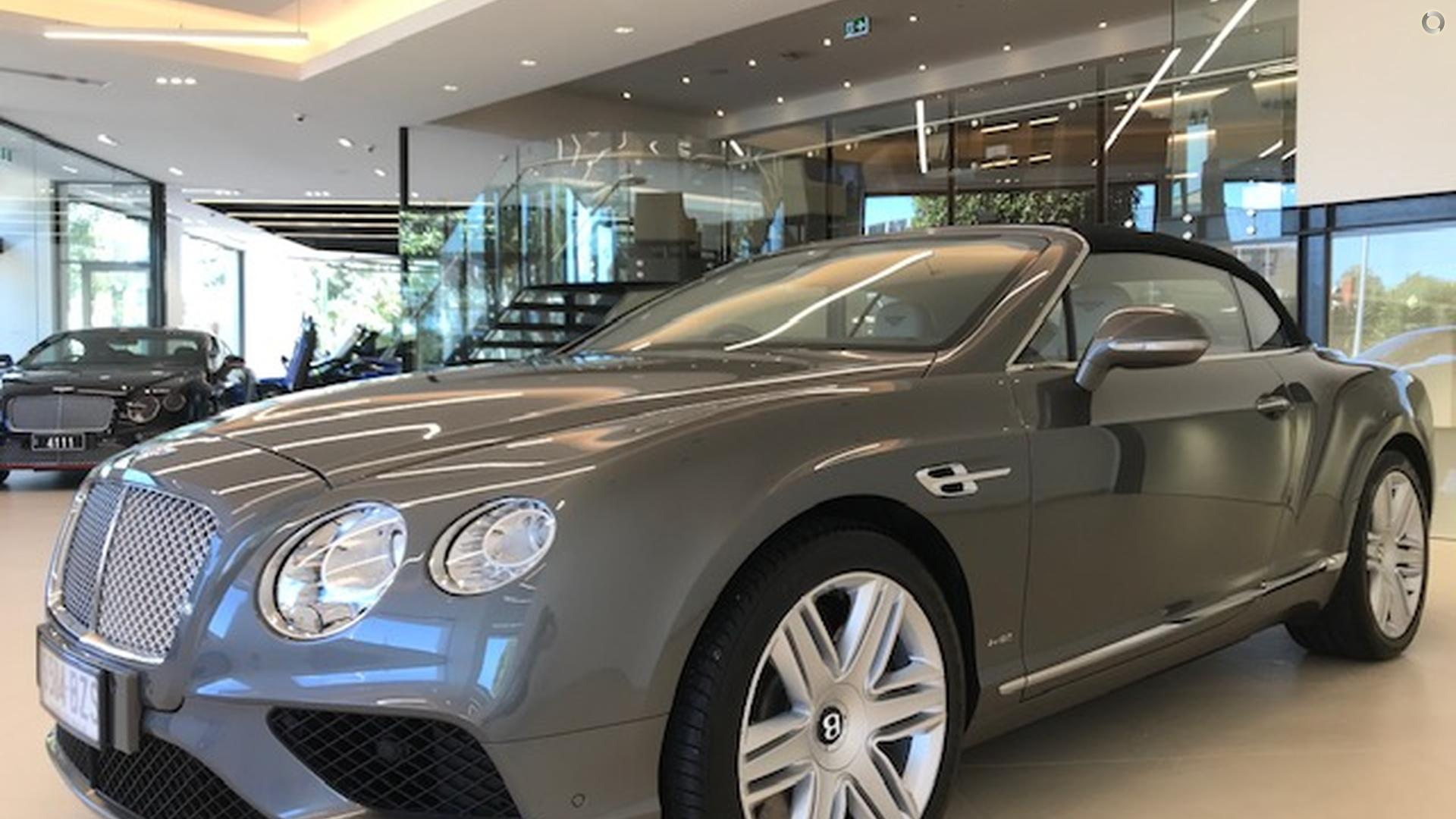 2016 Bentley Continental 3W