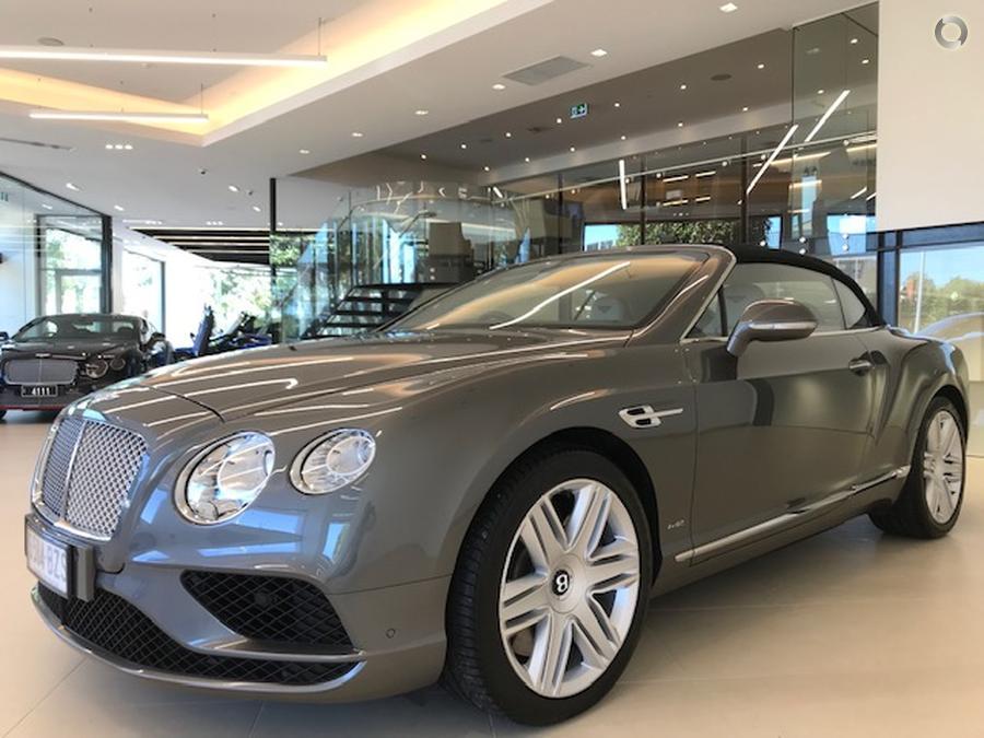 2016 Bentley Continental GT 3W