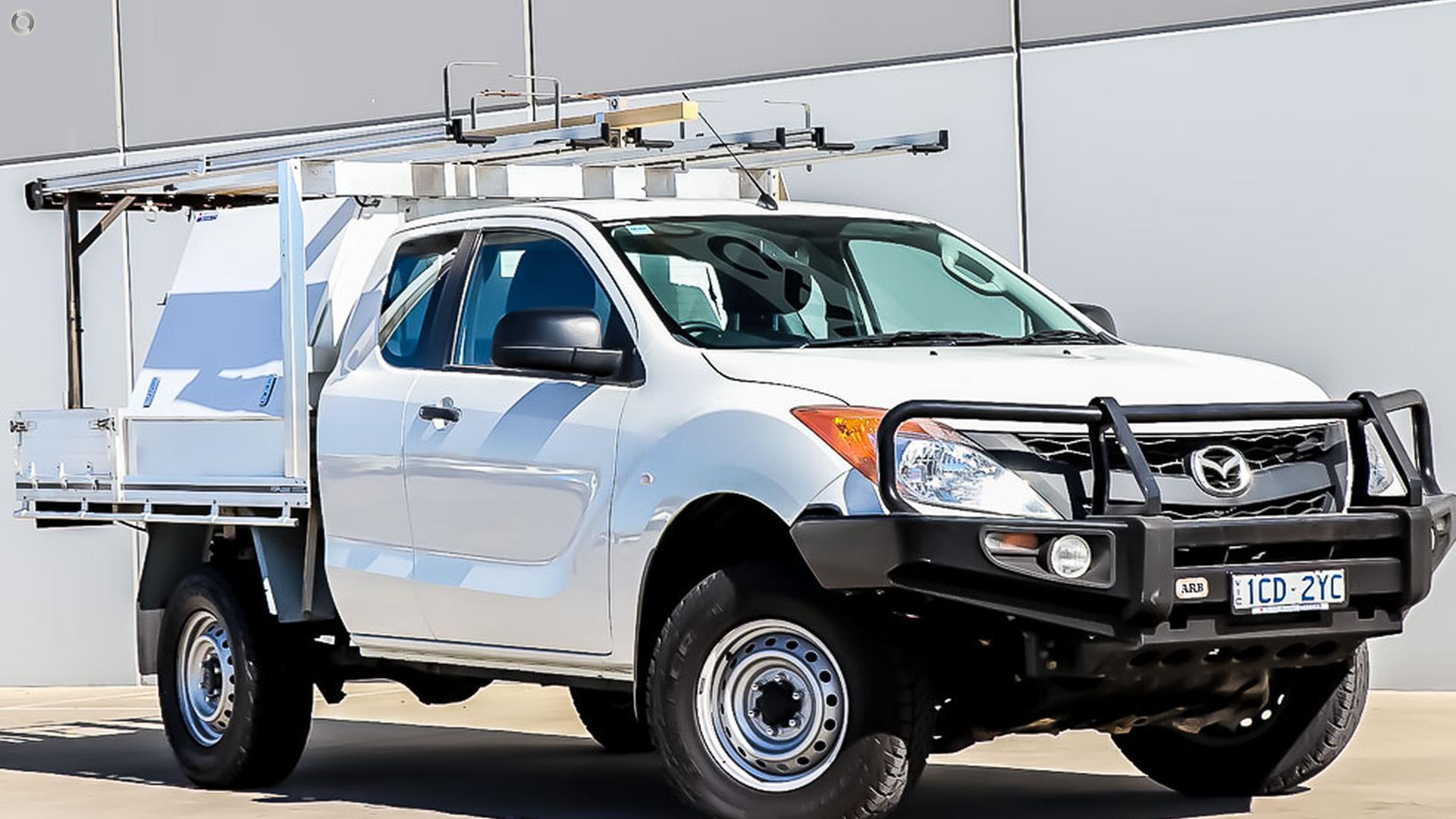 2014 Mazda Bt-50 UP