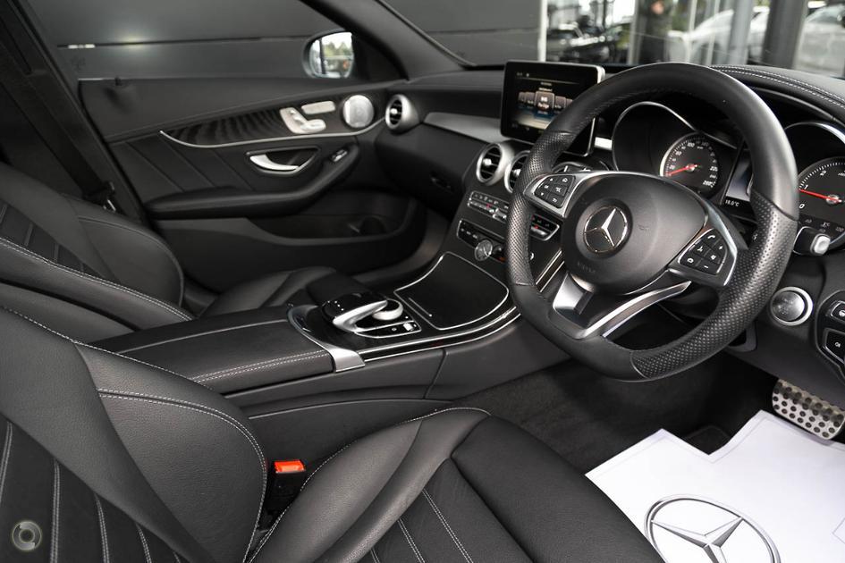 2018 Mercedes-Benz C 250 Sedan