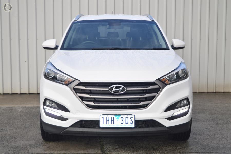 2016 Hyundai Tucson Active X TL