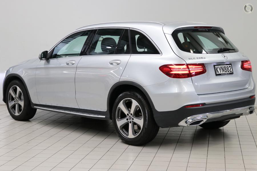 2017 Mercedes-Benz GLC 220 Wagon