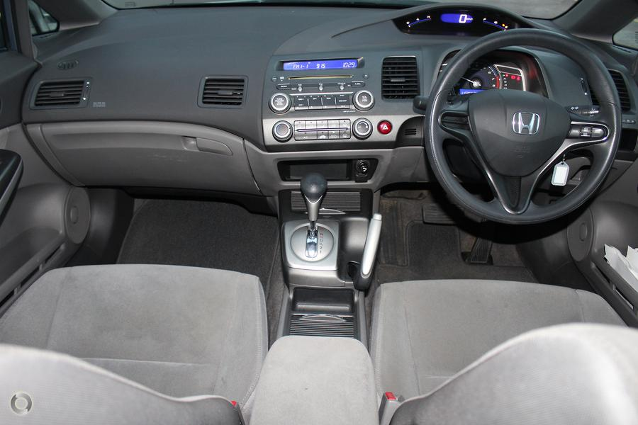 2008 Honda Civic VTi 8th Gen