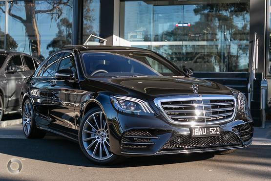 2019 Mercedes-Benz <br>S 350