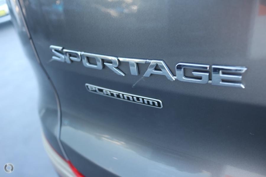 2013 Kia Sportage Platinum SL