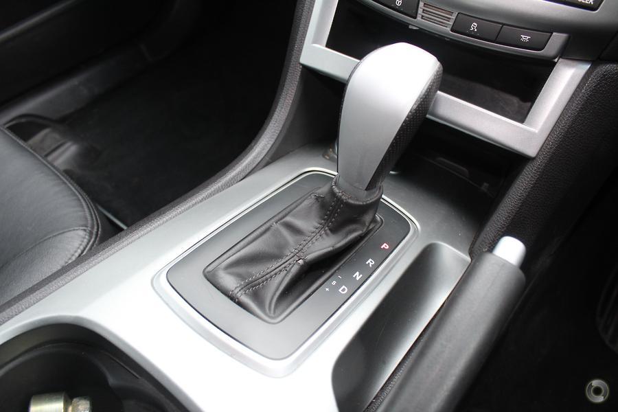 2010 Ford Falcon G6 FG