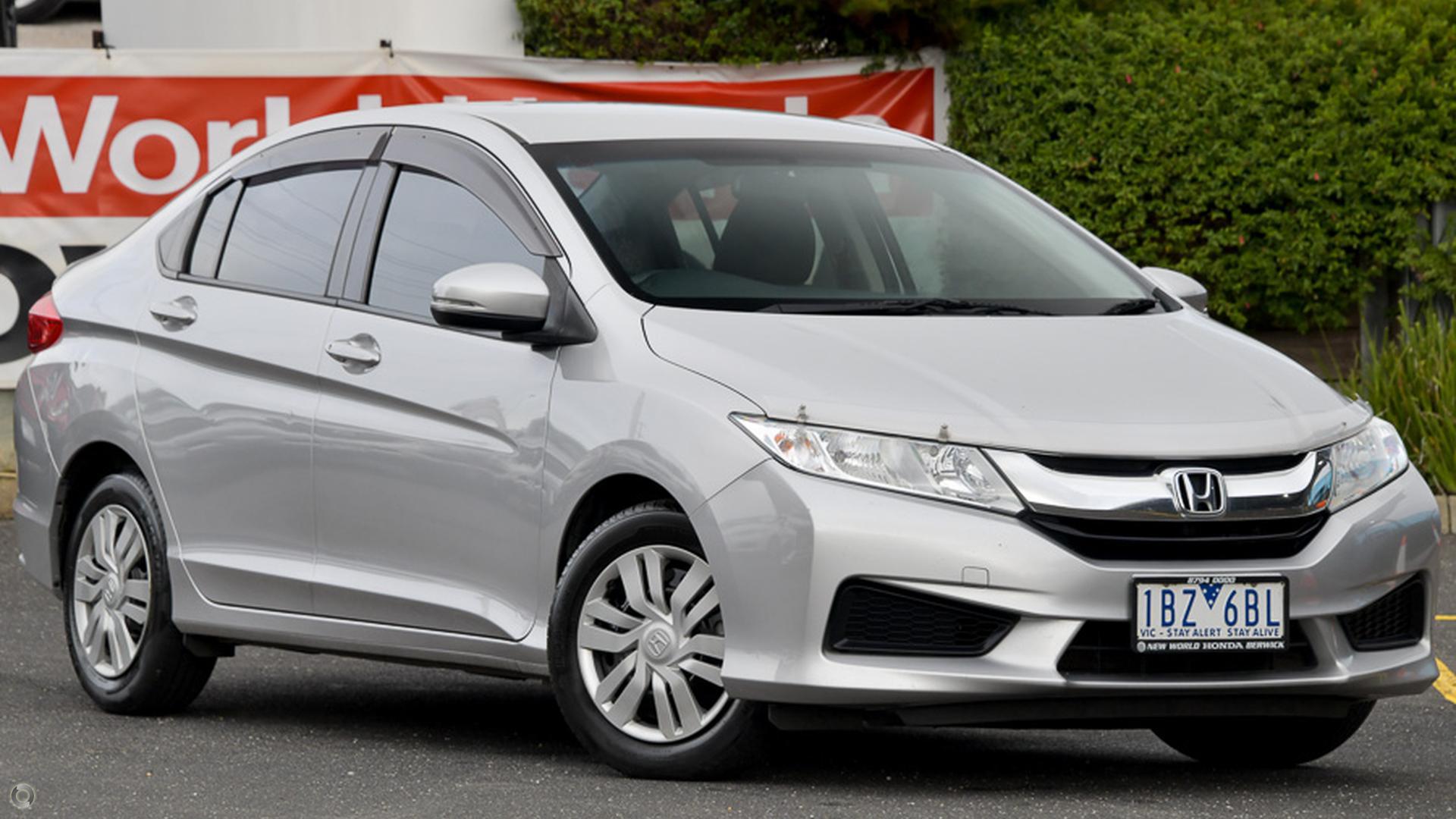 2014 Honda City VTi GM