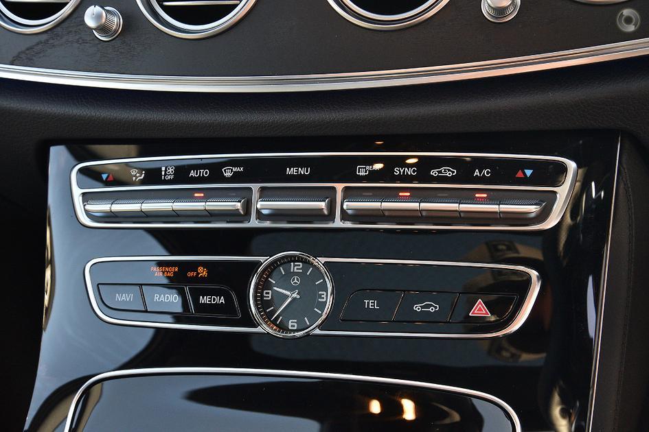 2018 Mercedes-Benz E 43 AMG Sedan