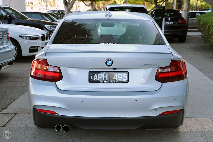2017 BMW 220i Sport Line