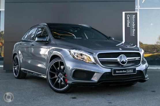 2016 Mercedes-Benz <br>GLA 45