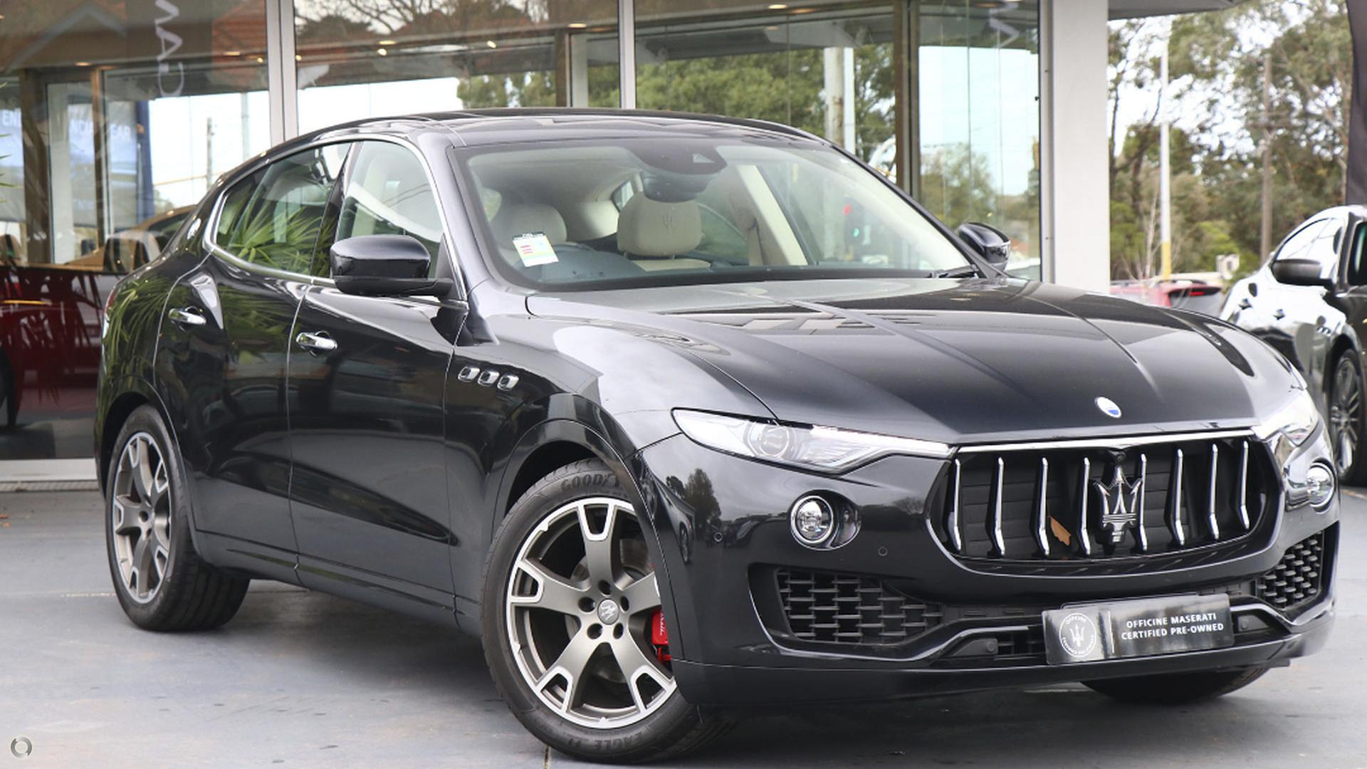 2018 Maserati Levante M161