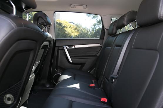 2017 Holden Captiva Active CG