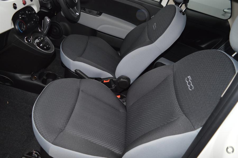 2018 Fiat 500 Pop Series 6