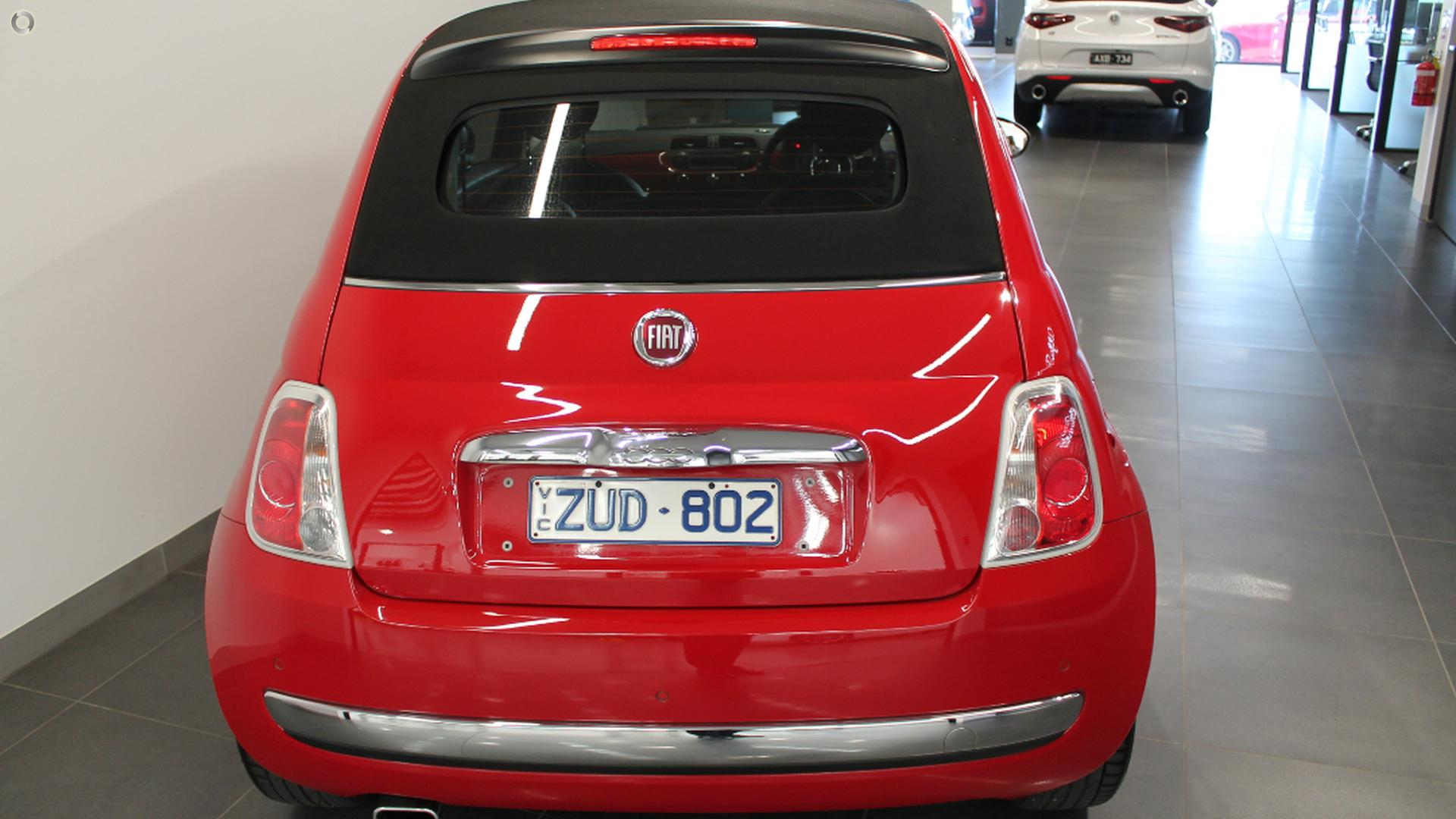 2013 Fiat 500C Lounge Series 1