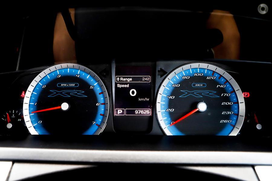 2011 Ford Falcon Ute XR6 Turbo FG MkII