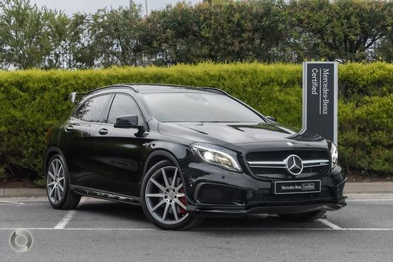 2015 Mercedes-Benz <br>GLA-CLASS
